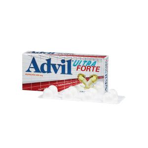 Advil Ultra Forte Lágy Kapszula 8x