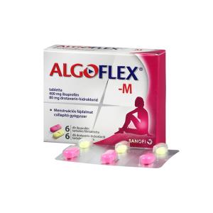 Algoflex-M Tabletta 6X + 6X