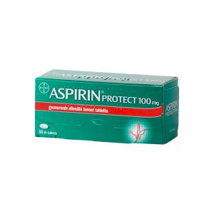 Aspirin Protect 100mg Gyomornedv Ellenálló Bevont Tabletta 56x