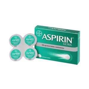 Aspirin Ultra 500mg Bevont Tabletta 8X