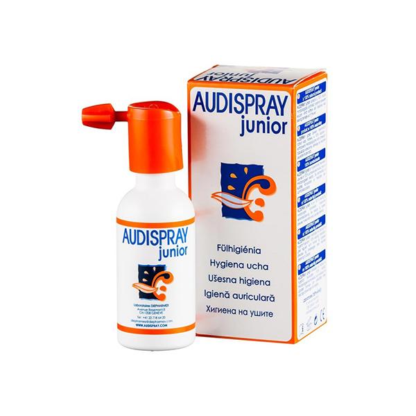 Audispray Junior Fülspray 25ml Diepharmex
