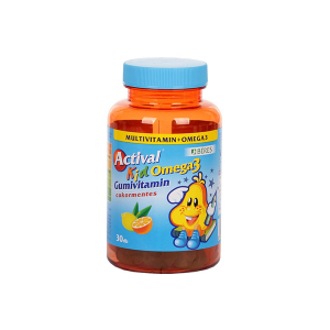 Béres Actival Kid omega 3 gumivitamin 30x