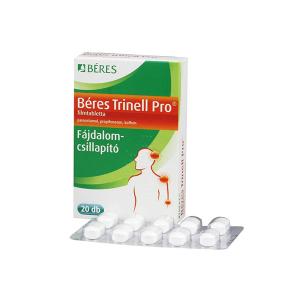 Béres Trinell Pro filmtabletta 20x