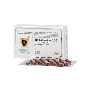 Bio-Szelénium 100+Cink+Vitaminok Tabletta 120X Pharmanord