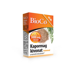 BioCo Kapormag kivonat krómmal 60 db