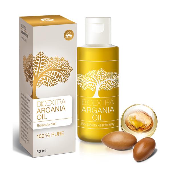 Bioextra Argán olaj 100ml + 2db ajándék Beauty Caps