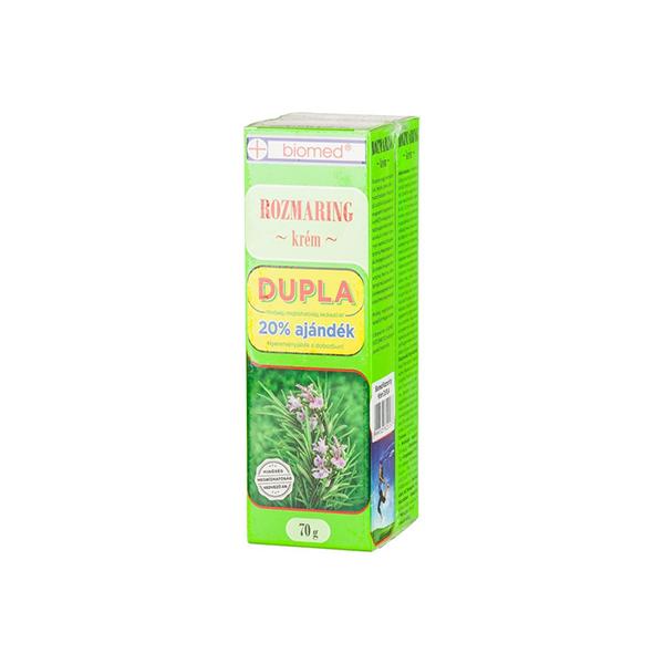 Biomed rozmaring krém 2X 70g