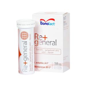 Bonolact Re+Generál tápszer kapszula 30x