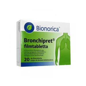 Bronchipret Filmtabletta 20X
