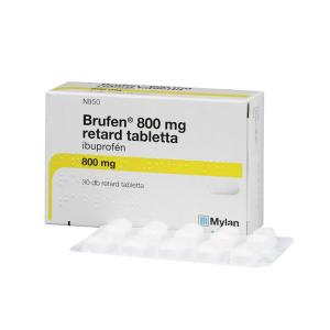 Brufen 800mg Retard Tabletta 30X