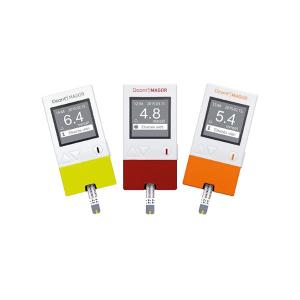 D-Cont Magor vércukorszintmérő