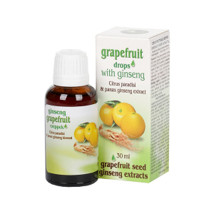 DR.CHEN Grapefruit cseppek ginsenggel 30ml