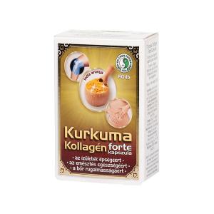 DR.CHEN Kurkuma Kollagén Forte kapszula 60x