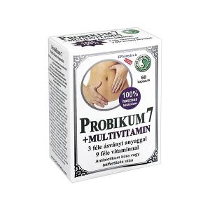 DR.CHEN Probikum 7 Multivitamin kapszula 60x