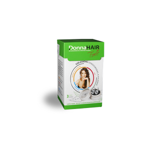 Donna Hair Forte Kapszula 90db + Ajándék Swarowski Ékszer