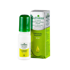 Dulcolax 7,5mg/ml Belsőleges Oldatos Cseppek 30ml /Guttalax/