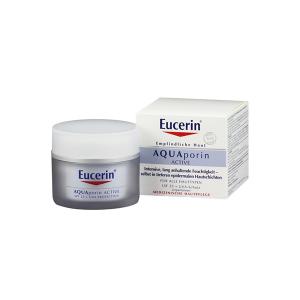 Eucerin AQUAporin Active hidratáló arckrém normál bőrre UV-szűrővel 50ml