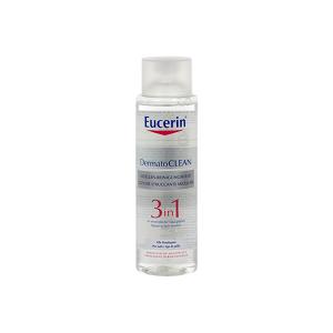 Eucerin Dermatoclean 3in1 micellás arclemosó 400ml