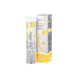 Eurovit C vitamin 1000mg pezsgőtabletta 20x