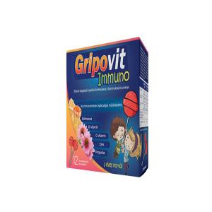 Gripovit Immuno nyalóka 12x