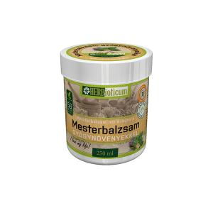 Herbiotikum Mesterbalzsam gyógynövényekkel 250ml