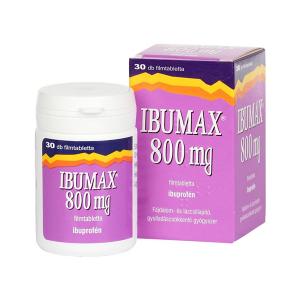 Ibumax 800mg Filmtabletta 30X