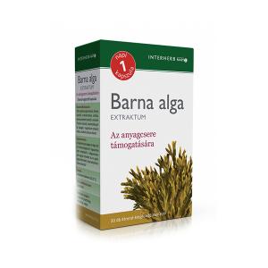 Interherb Barna alga extraktum 30x