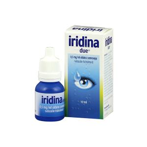 Iridina Due oldatos szemcsepp 10ml