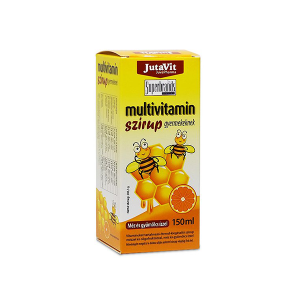 JutaVit multivitamin szirup gyerekeknek 150 ml