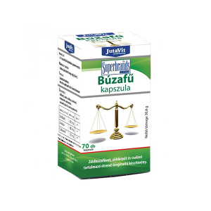 Jutavit Búzafű pH balance kapszula 70x