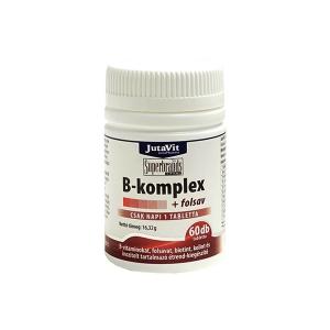 Jutavit B-komplex vitamin tabletta 60x