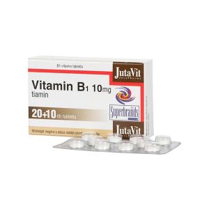 Jutavit B1-vitamin tabletta 30x