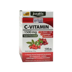 Jutavit C-vitamin 1500mg tabletta 100x