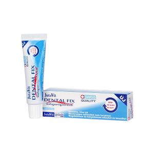 Jutavit Dental Fix műfogsorrögzítő krém 40g