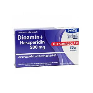 Jutavit Diozmin + heszperidin tabletta 30x