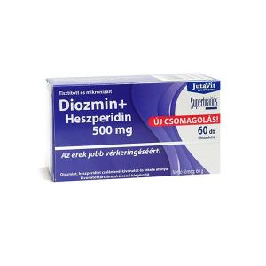 Jutavit Diozmin + heszperidin tabletta 60x