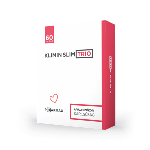 Klimin Slim Trio kapszula 60x