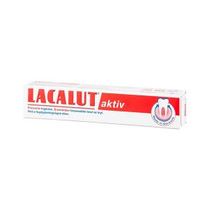 Lacalut Aktív preventiv fogkrém 75ml
