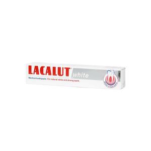 Lacalut White fogkrém fogfehérítő 75ml