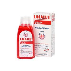 Lacalut aktiv szájvíz 1x 300ml
