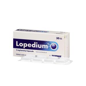 Lopedium 2mg Kemény Kapszula 30x