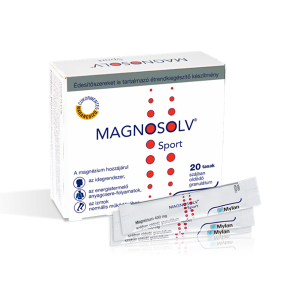 Magnosolv Sport 400 mg granulátum 20x