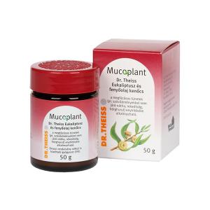 Mucoplant Dr.Theiss Eukaliptusz kenőcs 50g