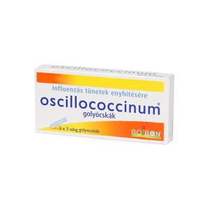 Oscillococcinum Golyócskák 1x6 Adag