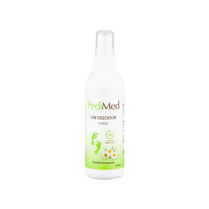 Pedimed Lábdezodor Natur 1X 100ml
