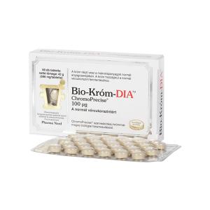 Pharmanord Bio-Króm Dia Tabletta 60x