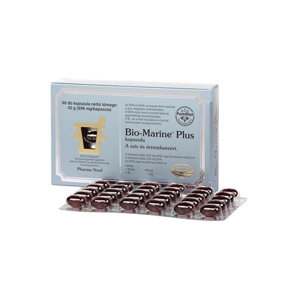Pharmanord Bio-Marine Plus kapszula 60x