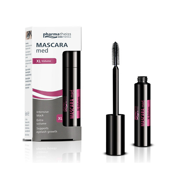 Pharmatheiss Mascara Med Xl-Volumen szempillaspirál 6ml