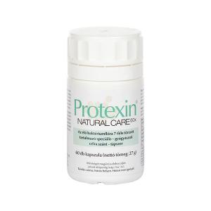 Protexin Natural Care speciális gyógyászati tápszer kapszula 60x