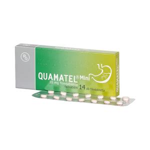 Quamatel Mini 10mg Filmtabletta 14x